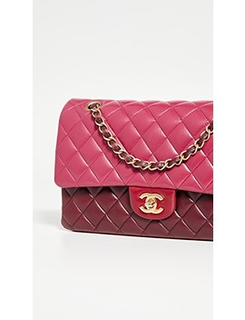 """Chanel Multi 10"""" Flap Shoulder Bag by What Goes Around Comes Around"""
