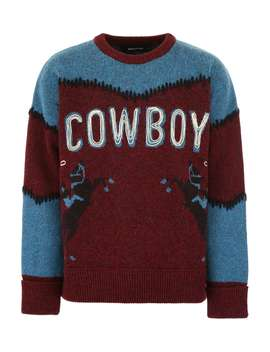 Dsquared2 Oversized Cowboy Pull by Dsquared2