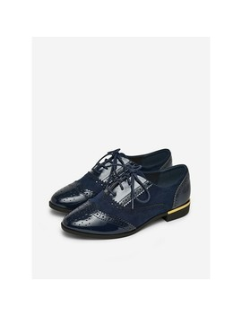 Blue Lou Lou Loafers by Dorothy Perkins