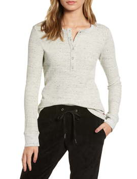 Dodge Ribbed Henley by N:Philanthropy