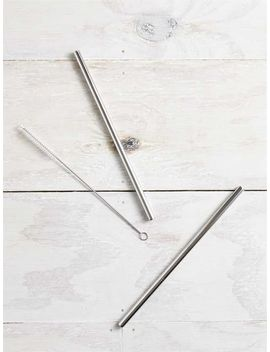 Reusable Straw Set by Altar'd State