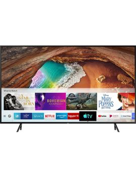 "Qe43 Q60 Ratxxu 43"" Smart 4 K Ultra Hd Hdr Qled Tv With Bixby by Currys"