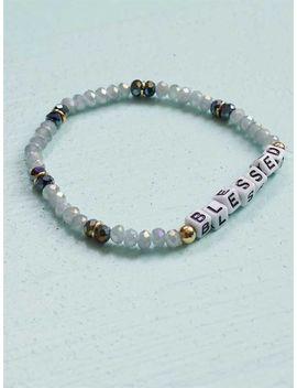 Blessed Beaded Bracelet by Altar'd State