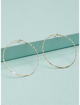 Circle Of Life Earrings by Altar'd State