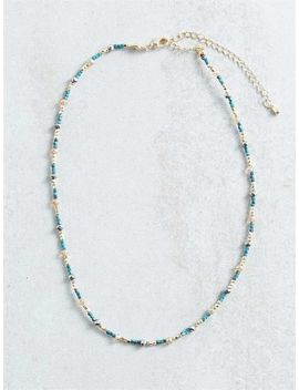 Patina Choker Necklace by Altar'd State