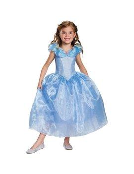 Cinderella Movie Deluxe Child Halloween Costume by Generic