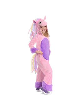 Rainbow Pony Halloween Costume by Princess Paradise