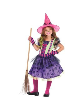 Leg Avenue Girl's Cat Witch Halloween Costume by Leg Avenue