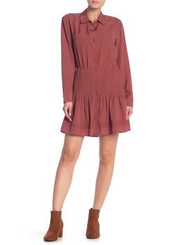 Rory Silk Shirt Dress by Veronica Beard