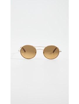 Sanborn 49mm Sunglasses by Garrett Leight