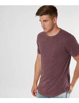Slub Knit T Shirt by Outpost Makers