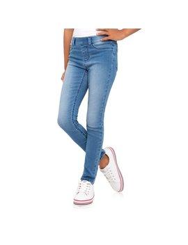 Wonder Nation Essential Pull On Jegging Jean (Little Girls & Big Girls) by Wonder Nation