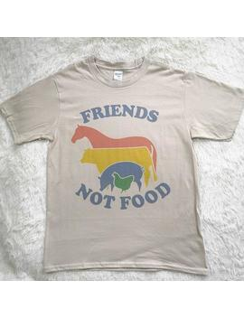"""Friends Not Food"" Shirt by Aesthentials"