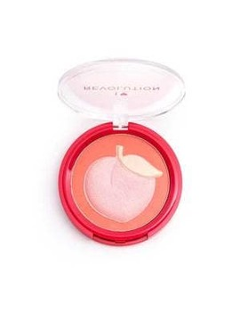 I Heart Revolution Fruity Blusher Peach by Superdrug