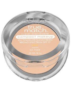 L'oreal Paris True Match Super Blendable Compact Makeup by L'oreal Paris