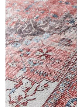 Coast Printed Rug by Urban Outfitters