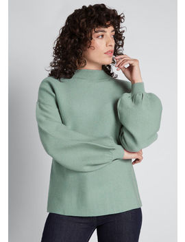Casual Keeper Pullover Sweater by Modcloth