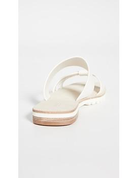 Moira Flat Sandals by Botkier