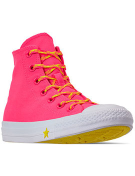 Women's Chuck Taylor High Top Casual Sneakers From Finish Line by General