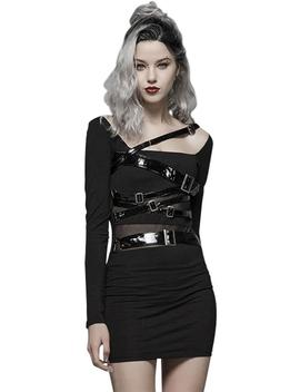 Buckled Up | Dress by Punk Rave
