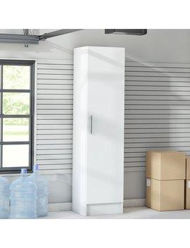"Wayfair Basics 65\"" H X 16\"" W X 16\"" D Storage Cabinet by Wayfair Basics™"