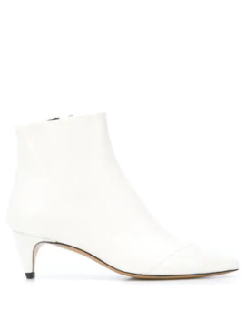 Pointed Toe Ankle Boots by Isabel Marant
