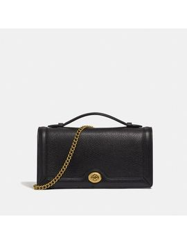 Riley Chain Clutch by Coach