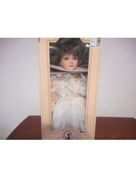"New Seymour Mann Special Collector's 16"" Animated Musical Porcelain Doll by Seymour Mann"