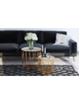 Two Piece Coffee Table Set by Groupon