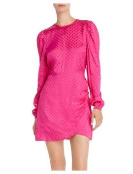 Puff Sleeve Polka Dot Dress   100% Exclusive by Aqua