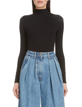 Emargaret Turtleneck Bodysuit by Acne Studios
