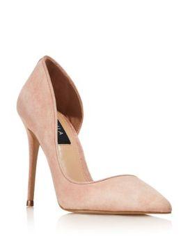 Women's Dion Half D'orsay High Heel Pumps   100% Exclusive by Aqua