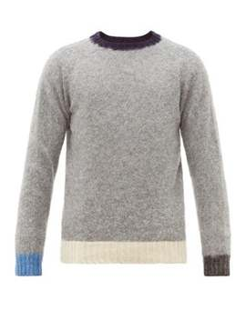 Behind The Light Wool Sweater by Howlin'