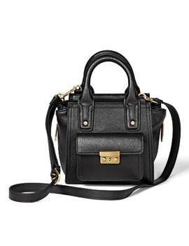 Mini Satchel Handbag   3.1 Phillip Lim For Target Black by 3.1 Phillip Lim For Target Black
