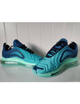 Nike Airmax Air Max 720 Blue Green Size 7 by Ebay Seller