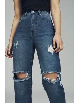 Straight Leg Jean by Cotton On