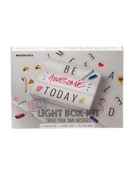 D.I.Y. Light Box Kit by Tj Maxx