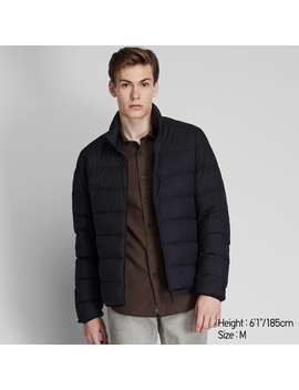 Ultra Light Down Wide Quilt Jacket by Uniqlo