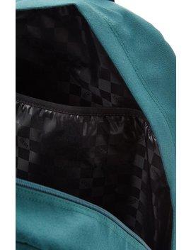 Vans Green Logo Old Skool Iii Backpack by Pacsun
