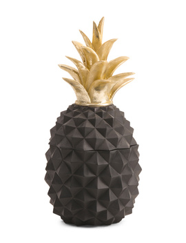 Pineapple Jar by Tj Maxx