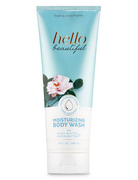 Hello Beautiful   Moisturizing Body Wash    by Bath & Body Works