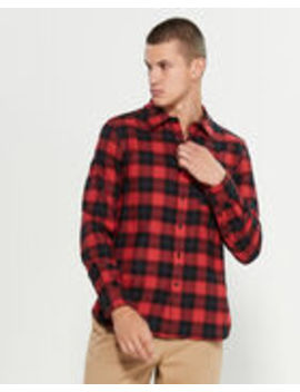 Max Hunter Plaid Long Sleeve Sport Shirt by Ovadia & Sons