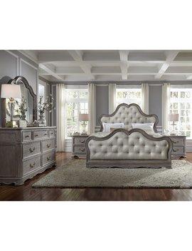 Yasmine Queen Standard Bed Bedroom Set by Rosdorf Park