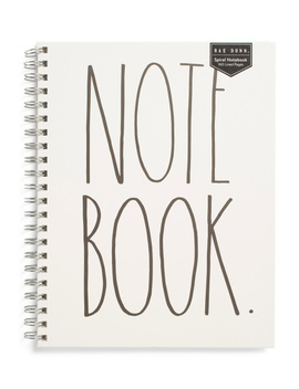 Extra Large Notebook by Tj Maxx