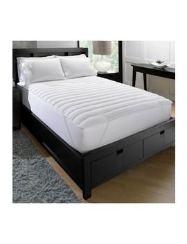 """Big & Soft Fiber Bed Twin Mattress Pad   39""""X75"""" by Ella Jayne Home"""