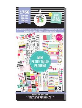 The Happy Planner Mini Value Pack Basics    The Happy Planner Mini Value Pack Basics by The Happy Planner