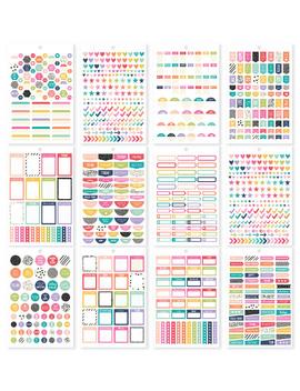 Simple Stories Carpe Diem 944 Pk A5 Planner Basic Planner Sticker Tablet    Simple Stories Carpe Diem 944 Pk A5 Planner Basic Planner Sticker Tablet by Joann
