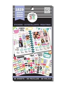 The Happy Planner Planner Basics Sticker Sheets    The Happy Planner Planner Basics Sticker Sheets by The Happy Planner