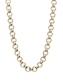 Franca Chain Necklace by Laura Lombardi
