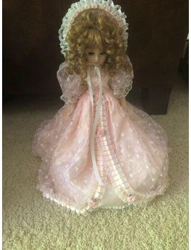 Margaret Ann Porcelain Doll Collectibles Excellent Condition by Margaret Ann